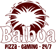 Balboa Pizza Footer Logo