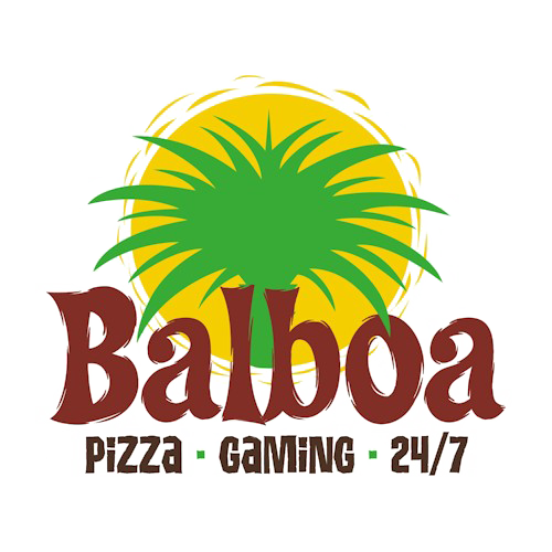 Balboa Pizza Logo